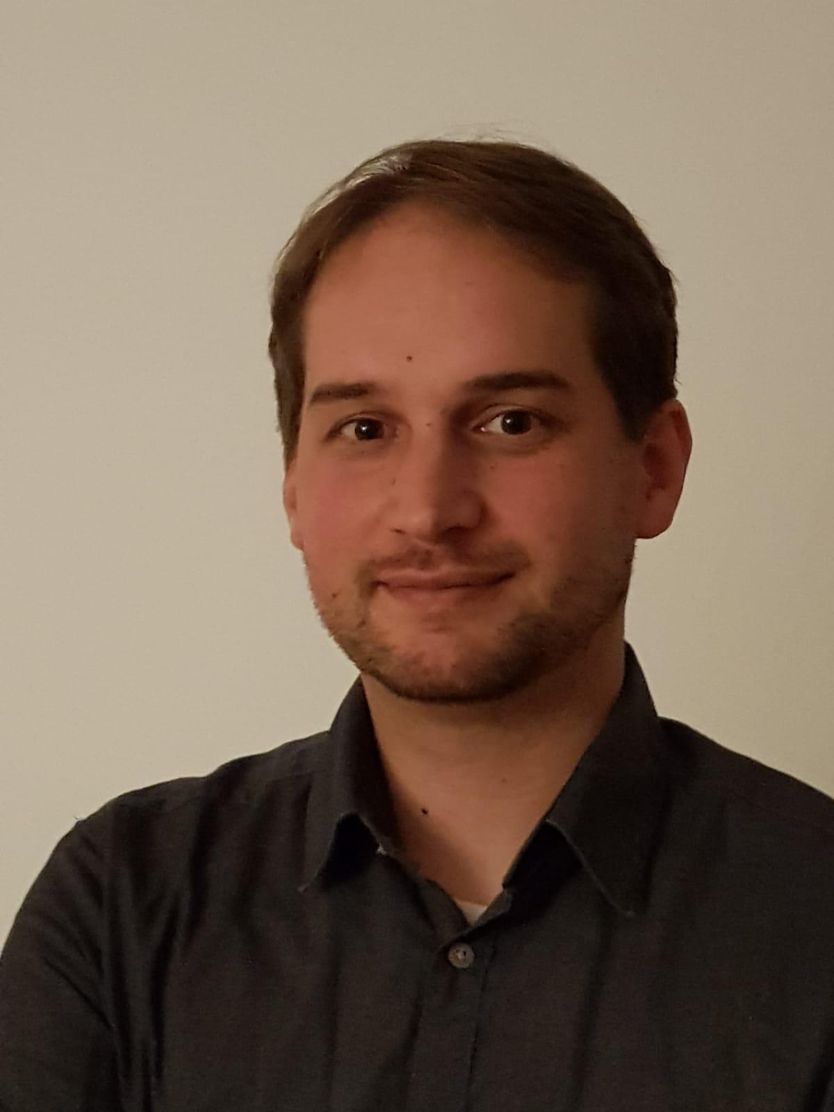 Dr. rer. nat. Francois Cossais